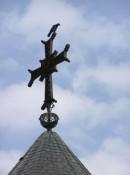 В Даровском районе обнаружили бесхозную церковь