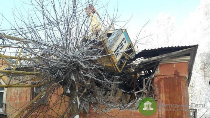 Вынесен приговор по делу о падении крана на улице МОПРа
