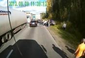 МВД: По факту вымогательства денег у дальнобойщиков проводится проверка