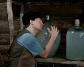 С начала года полиция изъяла у кировчан 415 литров самогона