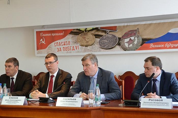 Руководителем кировского УФНС назначен Денис Смехов