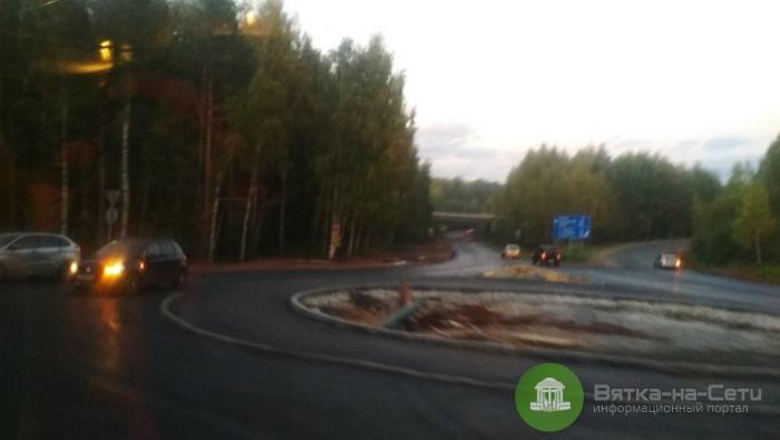 В Кирове открыли движение по дорожному кольцу на Советском тракте