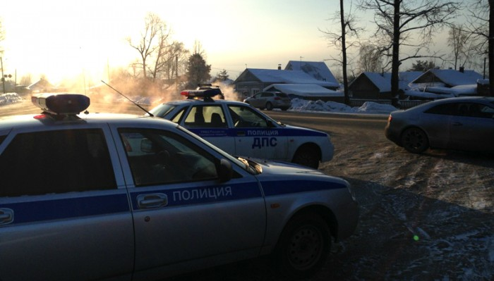 В выходные дни в Кирове пройдут «сплошные проверки» водителей