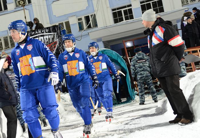 «Родина» сыграет в Чемпионате России