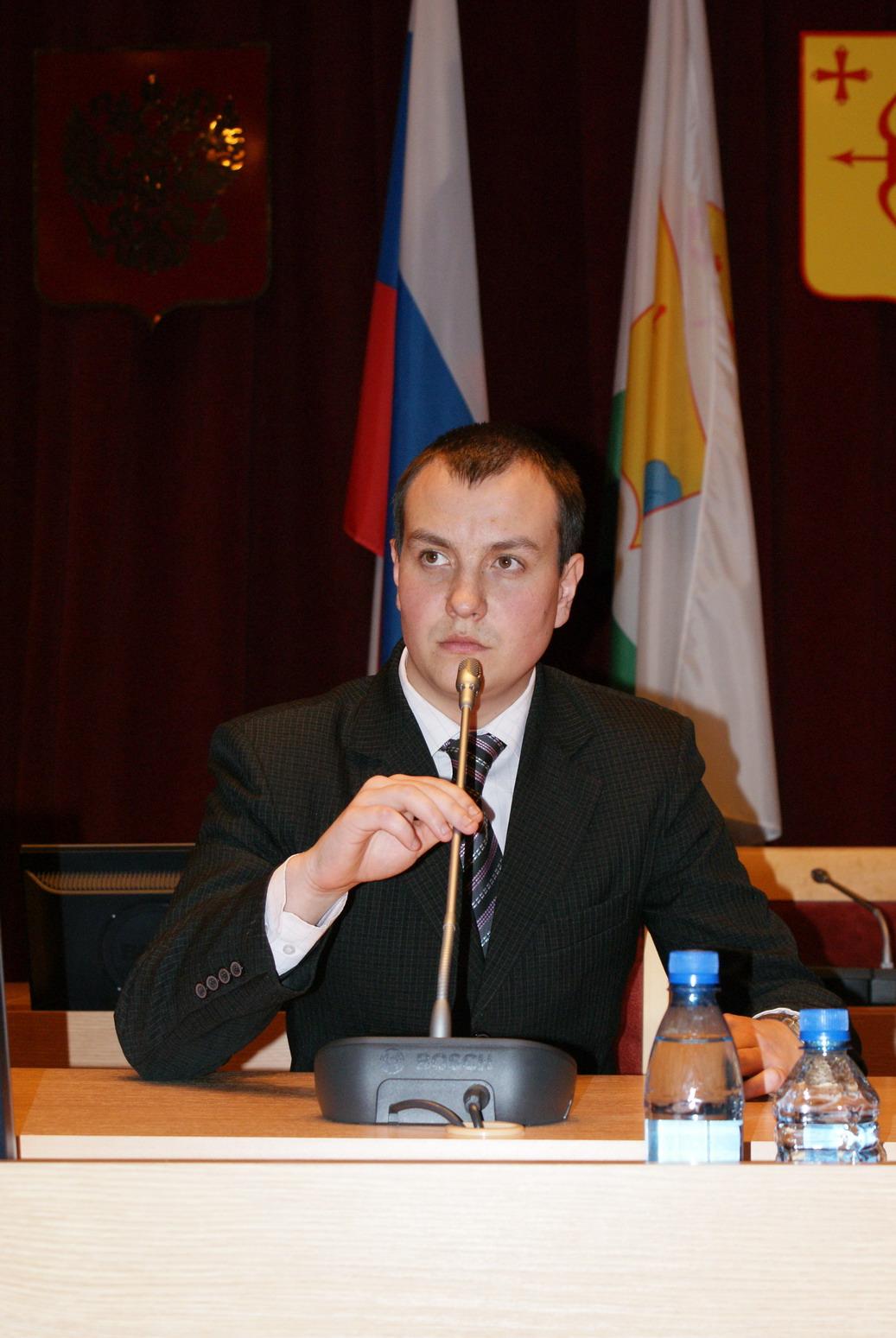 Матвеев Антон Сергеевич