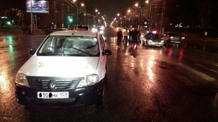 Один из сбитых таксистом сотрудников ДПС скончался от полученных повреждений