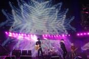 Концерт легендарной группы U2 на большом экране