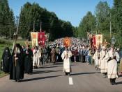 Великорецкое готово к встрече Крестного хода