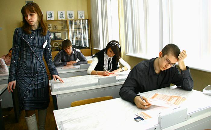 28 мая выпускники будут сдавать ЕГЭ по русскому языку