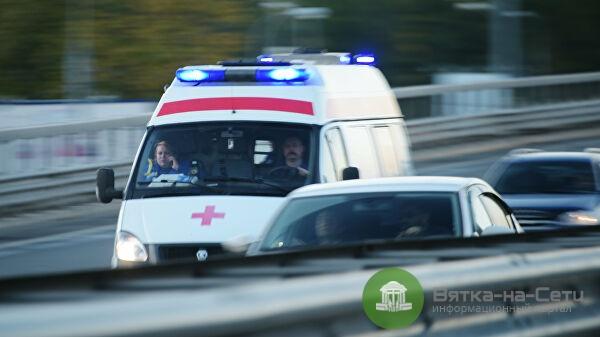 В Кирове мужчина на мосту при прохожих пытался свести счеты с жизнью