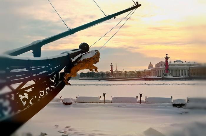 """""""РусЛайн"""" вводит дополнительный предновогодний рейс до Санкт-Петербурга"""