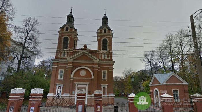 Будущее Александровского костела решат в суде
