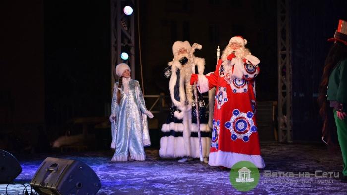 В Кирове пройдет 25 новогодних мероприятий (подробная афиша)