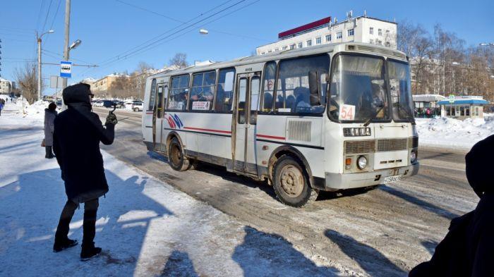 В кировских автобусах появится онлайн-видеонаблюдение