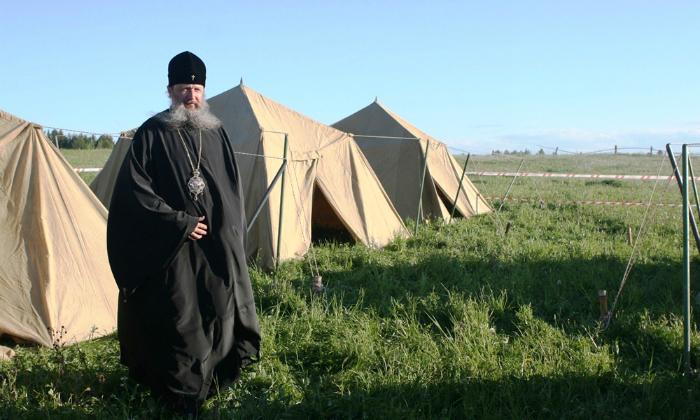 Митрополит Марк возглавит Великорецкий крестный ход