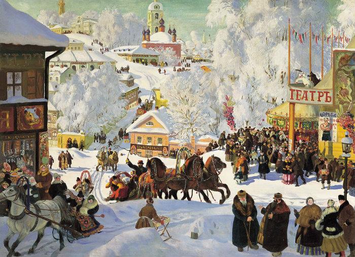 Масленичные гуляния в Кирове (Программа)