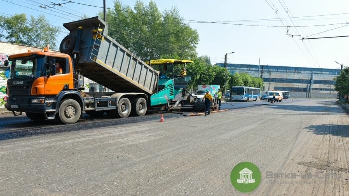 В Кирове выбрали подрядчиков для ремонта главных городских магистралей