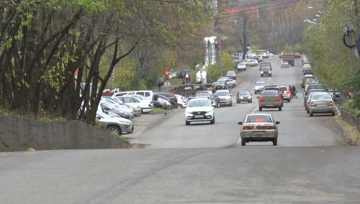 Улицу Горького приняли после ремонта