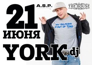 DJ York