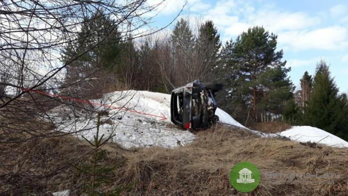 В ДТП под Уржумом погибла 29-летняя девушка
