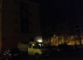 Горожане намеренно погасили в квартирах свет