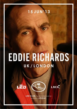 Eddie Richards (UK, London)