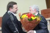 Лиханов стал первым лауреатом премии Герцена