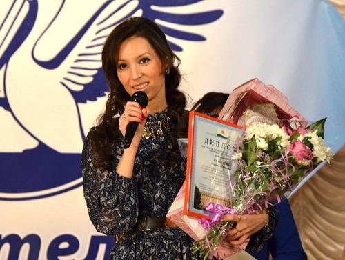 Учитель из Кирово-Чепецка стала лауреатом конкурса «Учитель года России»