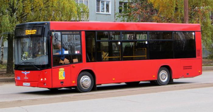 20 мая в Кирове изменятся маршруты общественного транспорта