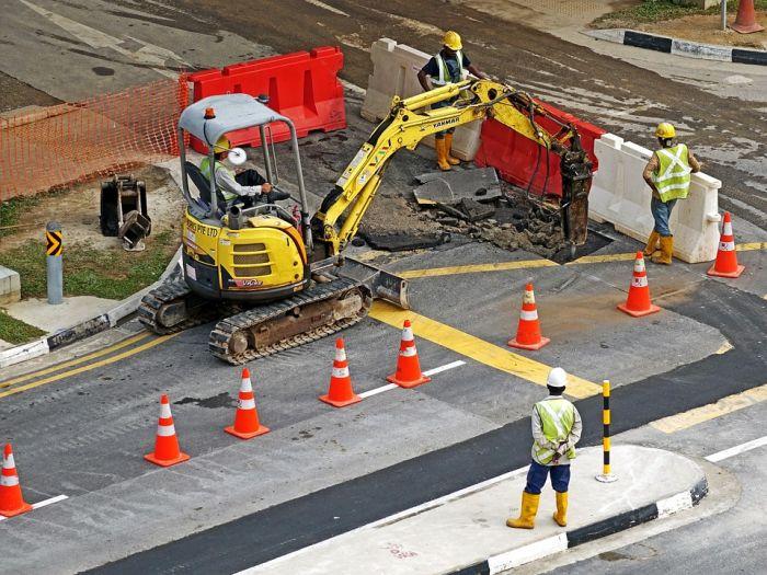 Все подрядчики, кроме одного, завершили ремонт дорог