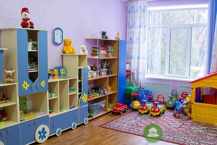 В Кирове открылся детсад для детей медиков и педагогов