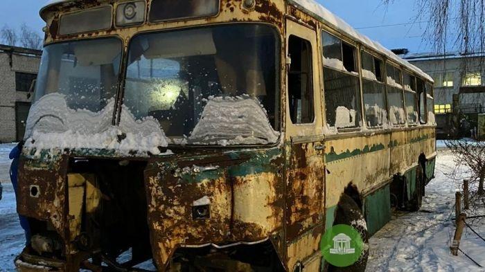 В Кирове отреставрируют автобус 1974 год выпуска