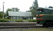 Пригородные поезда от Пинюга до Подосиновца и обратно будут следовать по другому расписанию