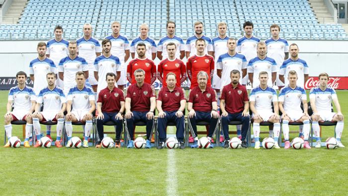 Сегодня Россия сыграет с Молдавией в отборочном цикле Евро-2016