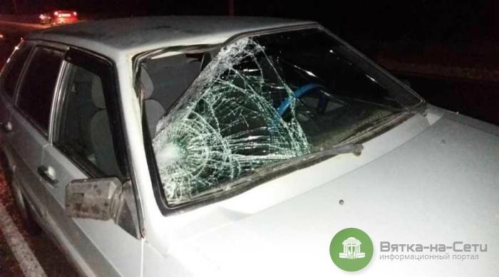В Санчурском районе произошло смертельное ДТП
