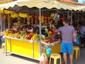 Посредники, действующие на Октябрьском рынке, будут наказаны