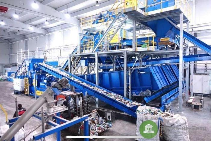 Мусороперерабатывающий завод будет в Лубягино