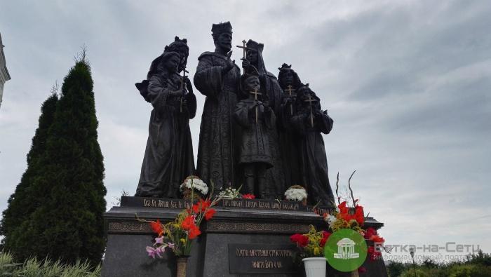 В Кирове определились с местом установки памятника царской семье