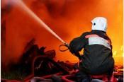 В Сунском районе от пожара спасли 6 единиц техники