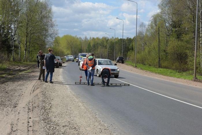В Кирове после ремонта принята улица Проезжая