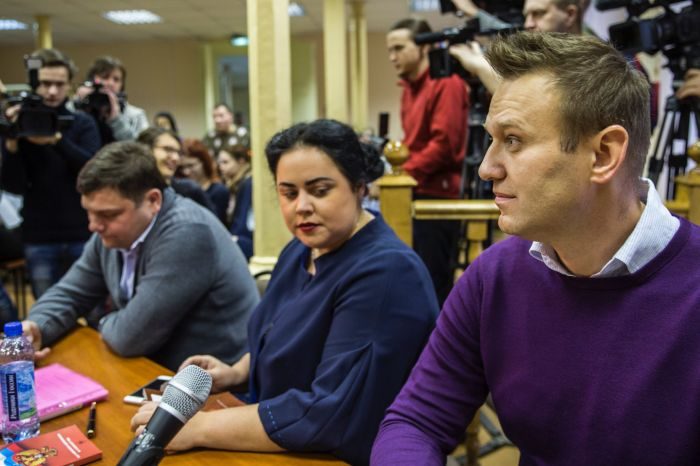 Пересмотр дела Навального (видеотрансляция)