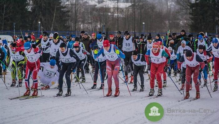 В Верхошижемье пройдет «Новогодняя лыжная гонка»