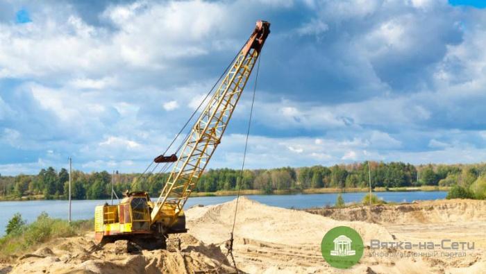 На Филейском затоне незаконно добывали песок