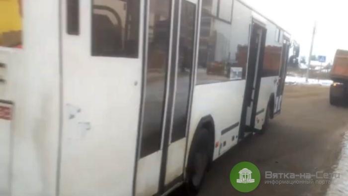Водитель и кондуктор автобуса № 14 будут наказаны