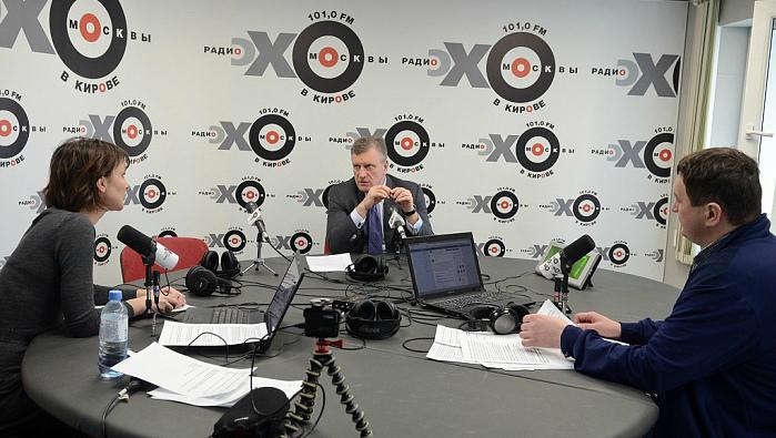 Игорь Васильев рассказал о развитии конкуренции в Кировской области