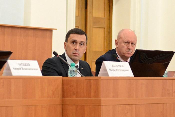 Игорь Васильев обсудил с главными врачами новые принципы финансирования медучреждений