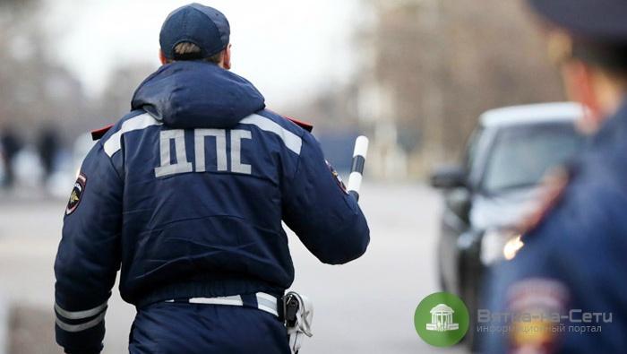 В Кирове пьяный угонщик устроил погоню со стрельбой