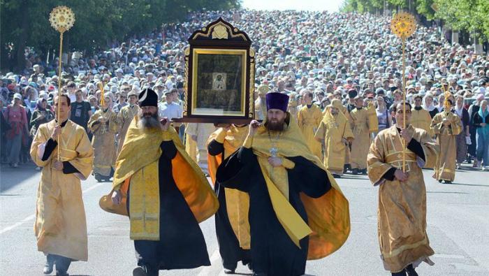 В Великорецком крестном ходе планируют принять участие 70 тысяч человек