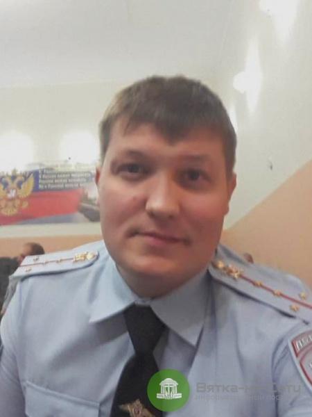 В Кирове сотрудник полиции спас тонущего ребенка