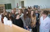 Кирово-Чепецкие школьники познакомились с нанохимией